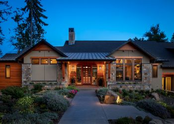 Eugene residential architect Arbor South Architecture, P.C.