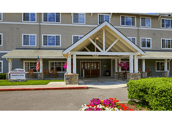Kent assisted living facility Arbor Village Senior Living