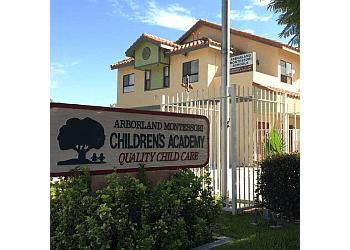 Fullerton preschool Arborland Montessori Children's Academy
