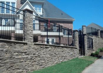 Winston Salem fencing contractor Arcadia Fence, Inc.