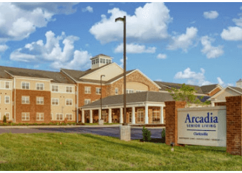 Clarksville assisted living facility Arcadia Senior Living