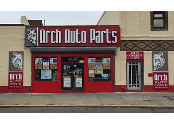 New York auto parts store Arch Auto Parts
