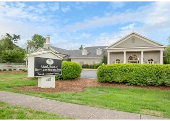 Louisville funeral home Arch L. Heady at Resthaven