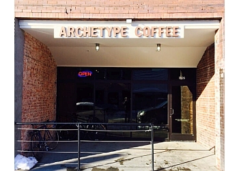 Omaha cafe Archetype Coffee