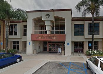 Rancho Cucamonga landmark Archibald Library