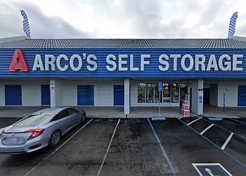 Stockton storage unit Arco's Self Storage