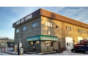 Anchorage storage unit Arctic Storage at Midtown