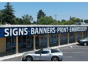 Sacramento sign company Arden Signs & Banner Co.