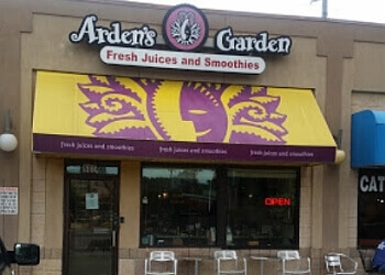 Atlanta juice bar Arden's Garden