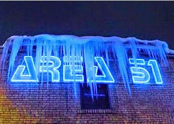 Salt Lake City night club Area 51