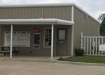 Tulsa storage unit Area 51 Ministorage