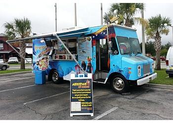 Orlando food truck Arepas El Cacao Food Truck