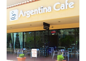 Houston cafe Argentina Cafe