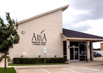 Dallas funeral home Aria Cremation Services & Funeral