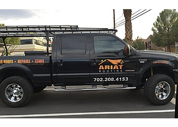 North Las Vegas roofing contractor Ariat Roofing Inc.