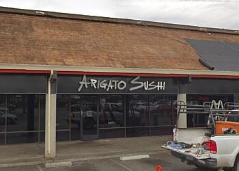 Sacramento sushi Arigato sushi