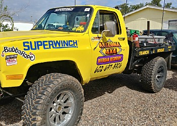 Mesa towing company Arizona 4x4 Off Road Recovery