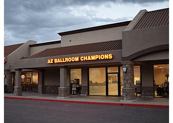 Tempe dance school Arizona Ballroom Champions