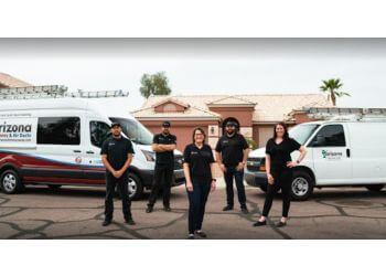 Phoenix chimney sweep Arizona Chimney & Air Ducts