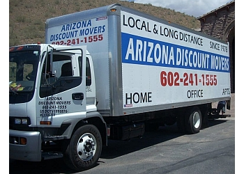 Phoenix moving company Arizona Discount Movers