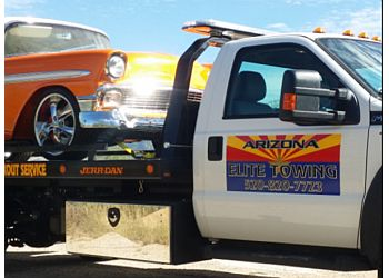 Tucson towing company Arizona Elite Towing