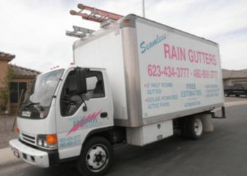 Phoenix gutter cleaner Arizona Energy Products