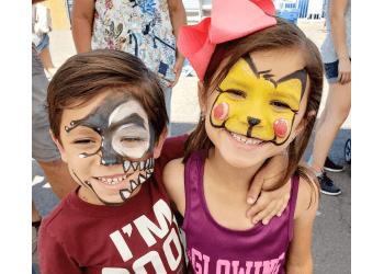 Phoenix face painting Arizona Face Painting