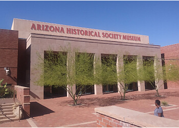 Tempe landmark Arizona Historical Society Museum
