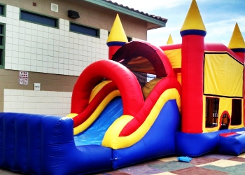 Chandler event rental company Arizona Jumpers