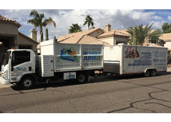 Glendale junk removal Arizona Junk Removal