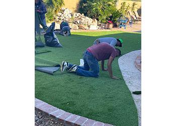 Tucson lawn care service Arizona Luxury Lawns & Greens Tucson