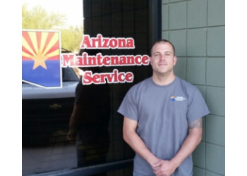 Phoenix handyman Arizona Maintenance Service