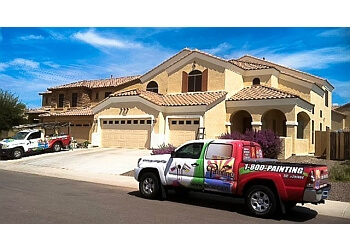 Tucson painter Arizona Painting Company