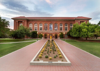 Tucson landmark Arizona State Museum