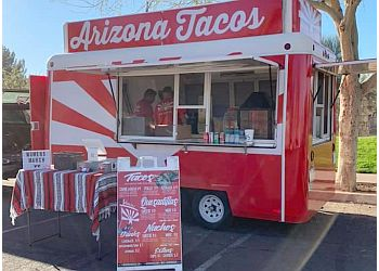 Mesa food truck Arizona Tacos