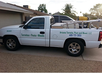 Tempe pest control company Arizona Termite, Pest and Weed LLC