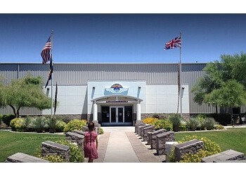 Mesa landmark Arizona Commemorative Air Force Museum
