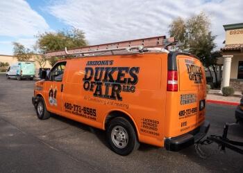 Mesa hvac service Arizona's Dukes of Air, LLC