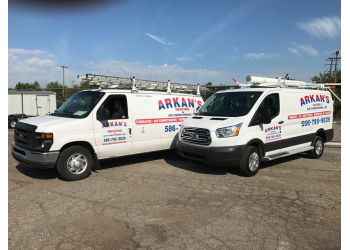 Sterling Heights hvac service Arkans Heating & Air Conditioning.