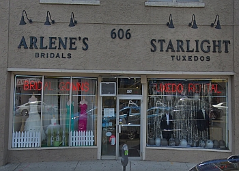 Newark bridal shop Arlene's Bridal Salon