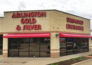 Arlington jewelry Arlington Gold & Silver