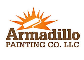 Bellevue painter Armadillo Painting