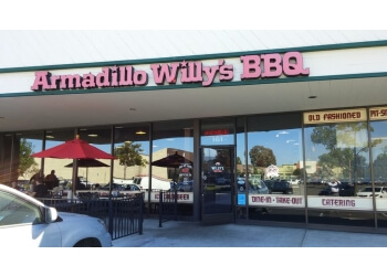 Sunnyvale barbecue restaurant Armadillo Willy's BBQ