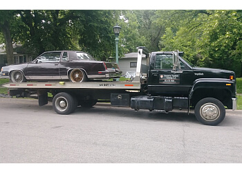 St Paul towing company Arman's Topkick Towing LLC