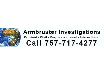 Virginia Beach private investigation service  Armbruster and Associates