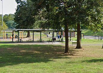 Alexandria public park Armistead Boothe Park