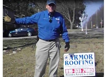 Kansas City roofing contractor Armor Roofing
