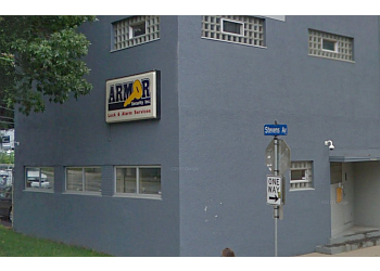 Minneapolis security system Armor Security, Inc.