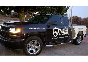 Chattanooga roofing contractor Armor Xteriors