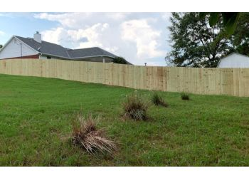Columbus fencing contractor Armstrong Fence